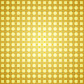 Abstract gold mosaic background. Royalty Free Stock Photo
