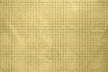 Abstract golden metal background vintage style checkered texture Royalty Free Stock Photography