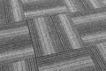 Abstract gray color carpet texture close up background Stock Photography