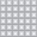 Abstract gray square embossed shadow background, illustration ve Royalty Free Stock Photo