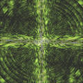 Abstract Green Royalty Free Stock Photo
