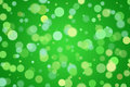 Abstract green background with bubbles Royalty Free Stock Photography