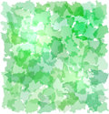 Abstract green backgrouns with french departments vector Stock Photos