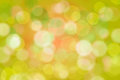 Abstract Green Bokeh Background Stock Photos