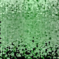 Abstract Green Circle Background Royalty Free Stock Photo