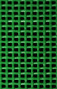 Abstract green grid background web design Royalty Free Stock Image