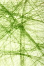 Abstract green lined background Royalty Free Stock Photo