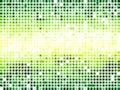 Abstract green mosaic wallpaper Royalty Free Stock Images
