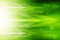 Abstract green technology background. Royalty Free Stock Image