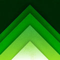 Abstract green triangle shapes background Royalty Free Stock Images