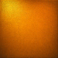 Abstract Gold Grid Background ...