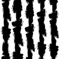 Abstract grunge background with black and white vertical stripes. Royalty Free Stock Photo