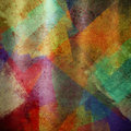 Abstract grunge background colourful paint style Royalty Free Stock Images