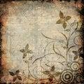 Abstract grunge backgrund Stock Image
