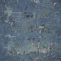 Abstract grunge blue wall backdrop d Stock Image