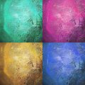 Abstract Grunge Grime Textures Royalty Free Stock Photography