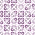 Abstract grunge purple texture fractal patterns