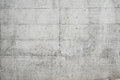 Abstract grungy empty background.Photo of gray natural concrete wall texture. Grey washed cement surface.Horizontal. Royalty Free Stock Photo