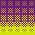 Abstract halftone dot pattern background
