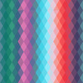 Abstract hipsters seamless pattern with bright