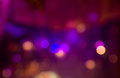 Abstract holiday lights background Royalty Free Stock Photo