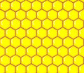 Abstract honeycomb seamless pattern Royalty Free Stock Photography