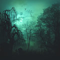 Abstract horror backgrounds for your design Royalty Free Stock Image