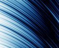 Abstract illustration of blue bars, background Royalty Free Stock Photo