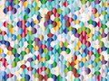 Abstract illustration. colorful gradient mosaic pattern. geometric wallpaper for texture,background,gift wrapping paper,