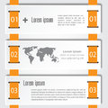 Abstract Infographics Number O...