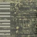 Abstract jazz background grunge piano keys Stock Photography