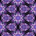 Abstract kaleidoscope background. Beautiful multicolor kaleidoscope texture. Unique kaleidoscope design. Royalty Free Stock Photo