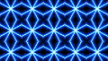 Abstract kaleidoscope. 3d rendering technology background