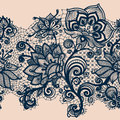 Abstract Lace Ribbon Royalty Free Stock Photo