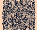 Abstract Lace Ribbon Vertical ...