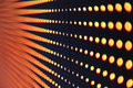 Abstract LED lights Royalty Free Stock Photo