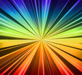 Abstract light background wiht color spotlight Stock Image