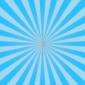 Abstract light  blue sun rays background. Vector Royalty Free Stock Photo