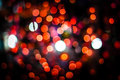Abstract light bokeh background as Stock Photo