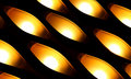 Abstract Light Fixture Royalty Free Stock Photo