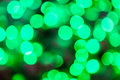 Abstract lights background this is green blurred Stock Photos