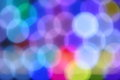 Abstract lights defocused suitable for background use Royalty Free Stock Images