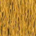Abstract Line Orange Pattern