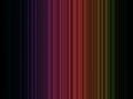 Abstract line striped background Royalty Free Stock Photo
