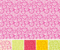 Abstract, love, heart, backgrounds, pattern Stock Photography