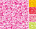 Abstract, love, heart, backgrounds, pattern Stock Photo