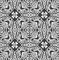 Abstract Luxury wallpaper pattern Royalty Free Stock Photo