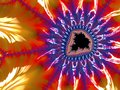 Abstract Mandelbrot Textured F...