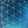 Abstract  Mesh polygonal background. Scope of Royalty Free Stock Photo