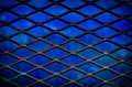 Abstract metal grid pattern Royalty Free Stock Photo